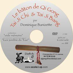 Le bâton de Qi Gong
